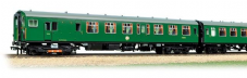31-426B Class 411 4CEP EMU 7122 in BR Green with yellow warning panels